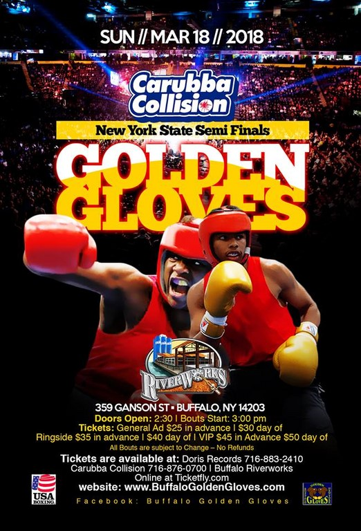Buffalo Golden Glove Tournament