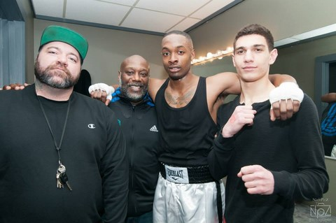 Buffalo Golden Gloves overall mission